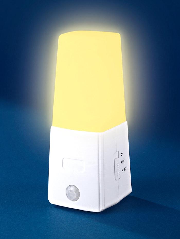 Wenko LED Nachtlicht mit Bewegungssensor, weiß