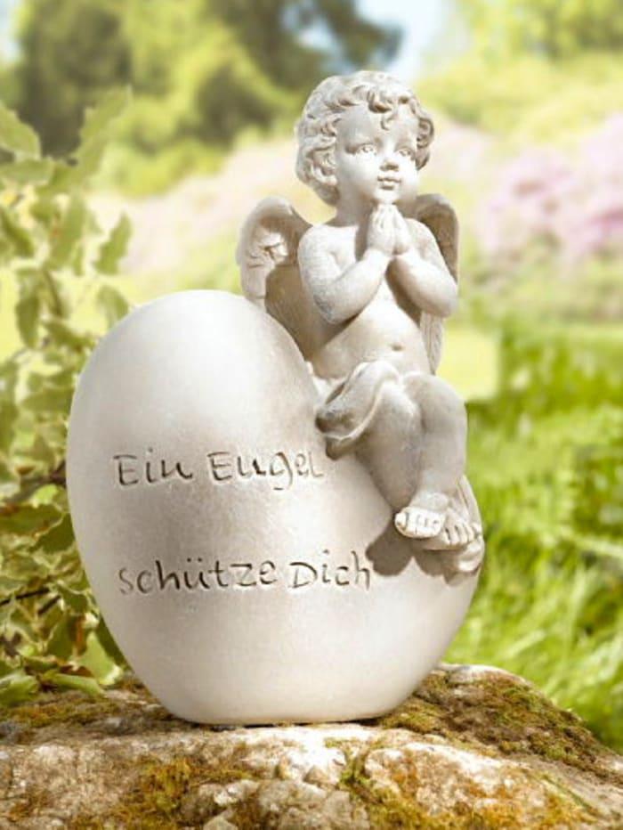 Koriste-enkeli, valkoinen
