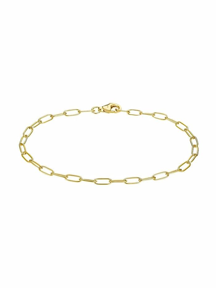 amor Armband für Damen, Sterling Silber 925, Gold