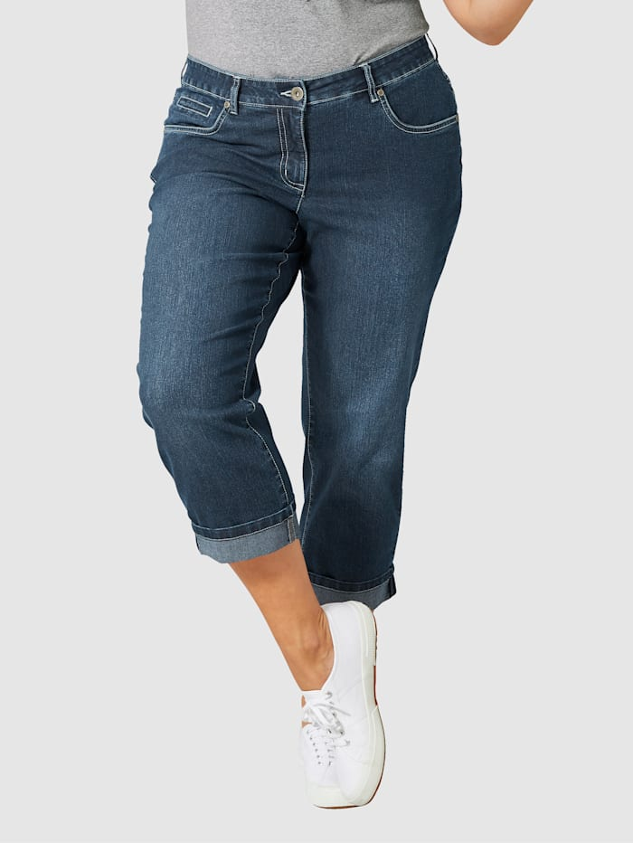 Straight Cut Jeans Amy