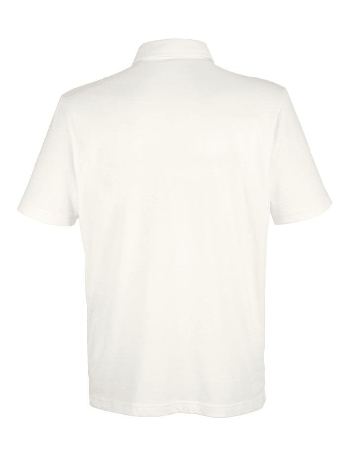 Poloshirt in bügelleichter Qualität