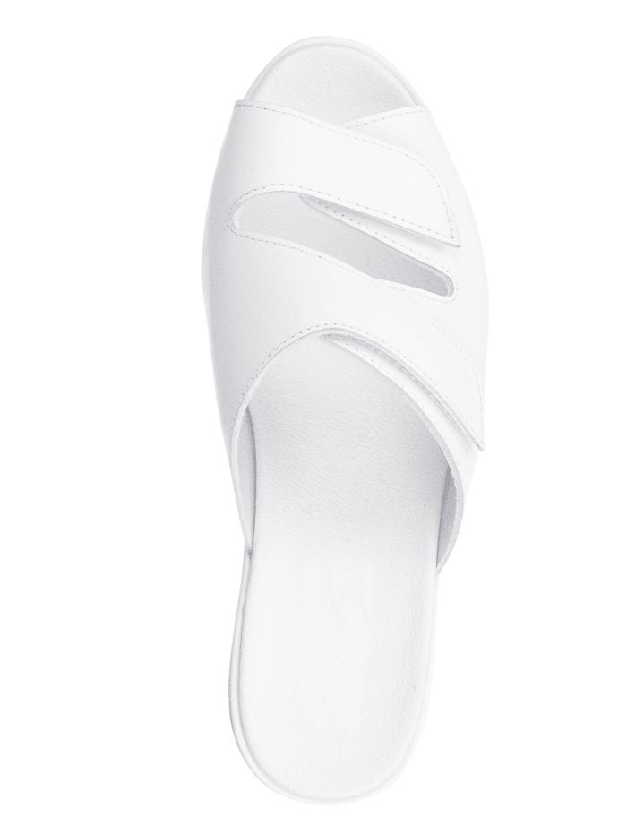 Nazouvací obuv se 2 nastavitelnými suchými zipy