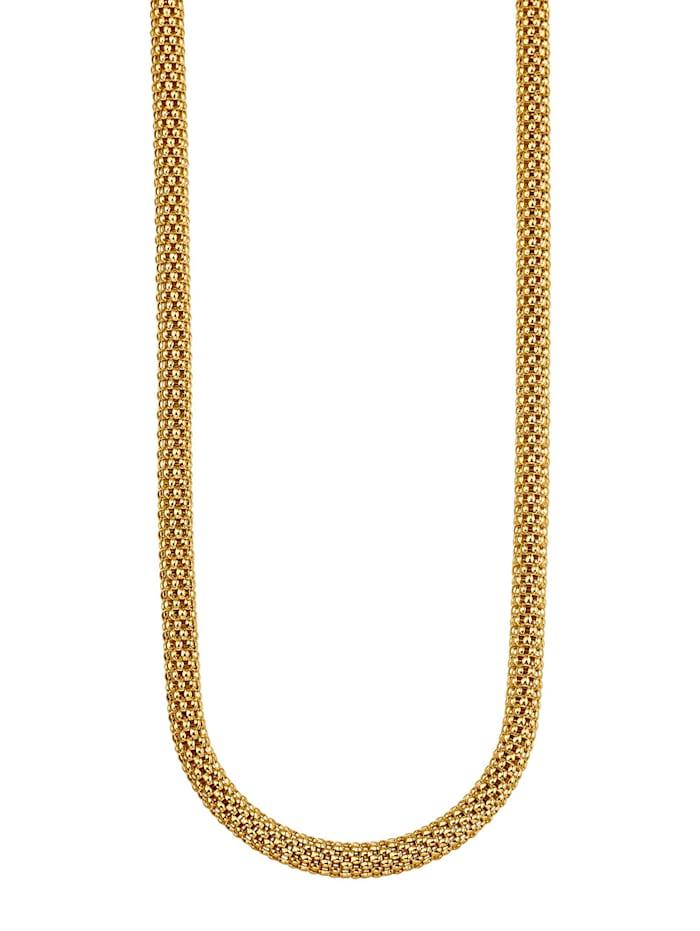 Diemer Gold Kjede i gull 585, Gullfarget