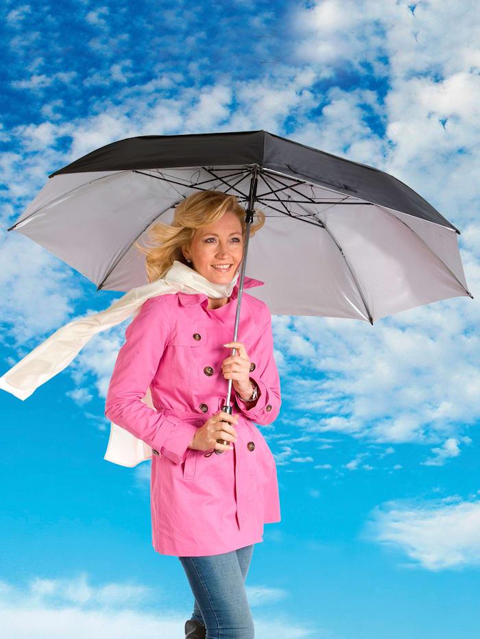 Parapluie résistant au vent