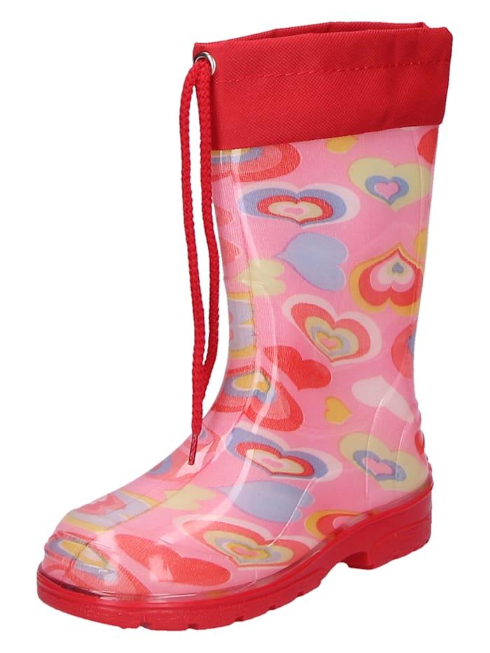 POTTHOFF Regenstiefel Eike, rosa