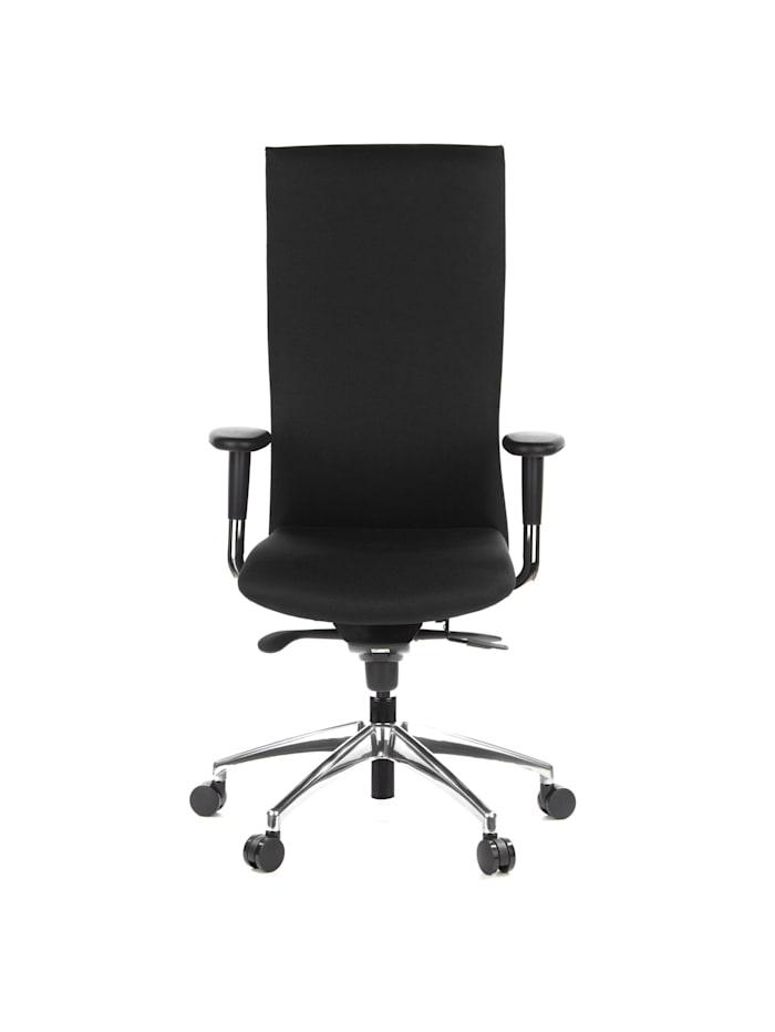 hjh OFFICE High End Bürostuhl OFFICE-TEC, Schwarz