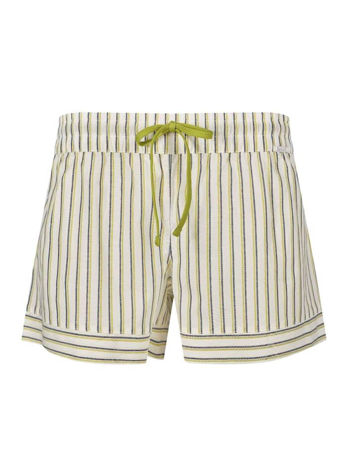 Skiny Shorts STANDARD 100 by OEKO-TEX zertifiziert, lentil stripes