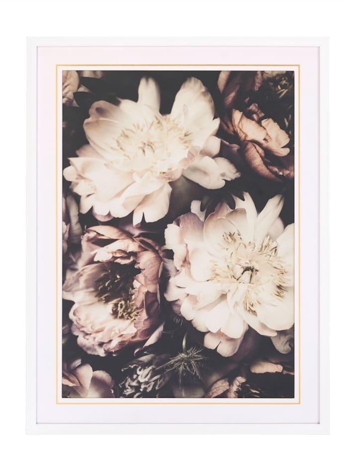 MARAVILLA Tableau Fleurs, Multicolore