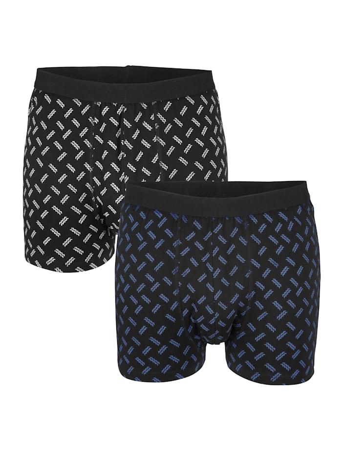 Boxershorts 2-pk