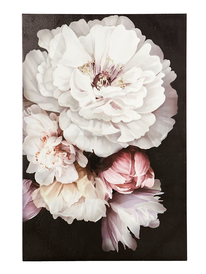 """Obraz """"Kvety"""", pestrý"""