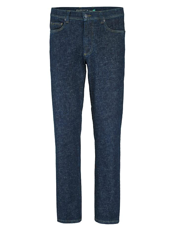 BABISTA Jeans voor een duurzame toekomst, Donkerblauw