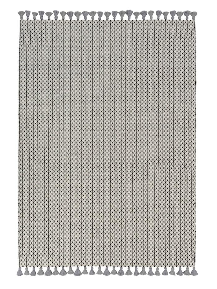 Schöner Wohnen Kollektion Teppich, Insula, Grau