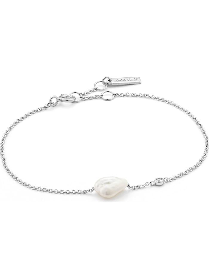 Ania Haie Ania Haie Damen-Armband 925er Silber, silber