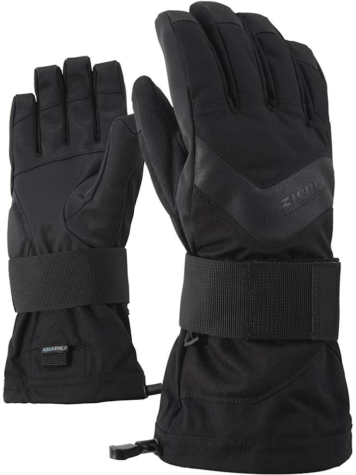 Ziener MILAN AS(R) glove SB, Black hb