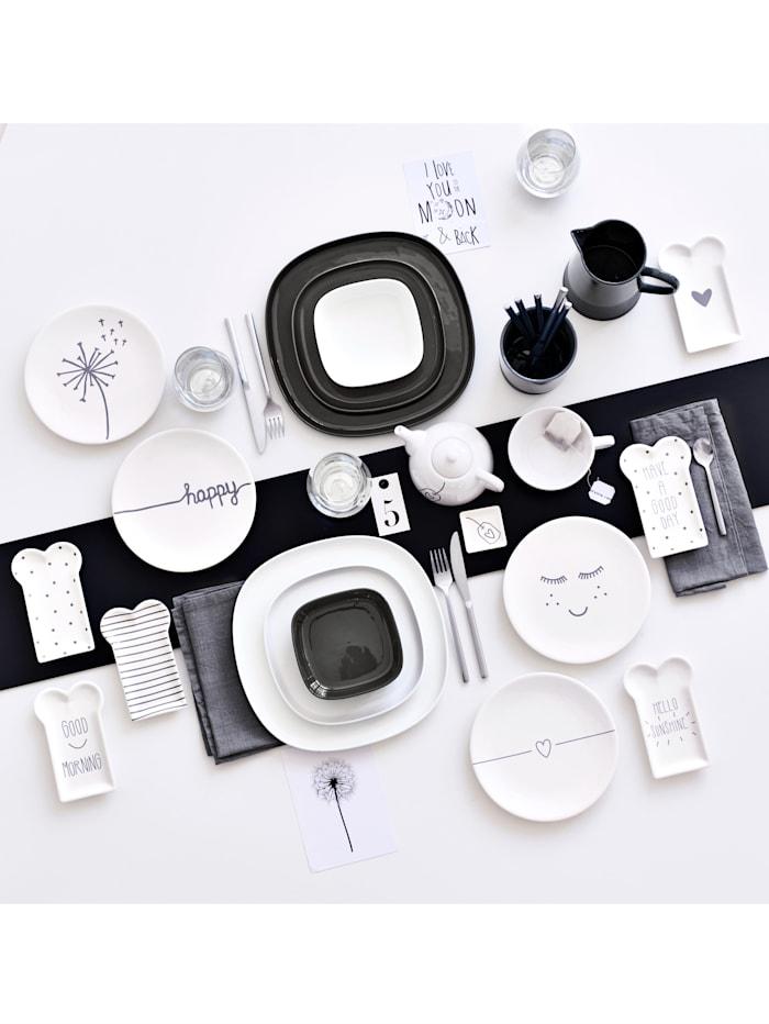 Frühstücksteller-Set, 6-tlg.