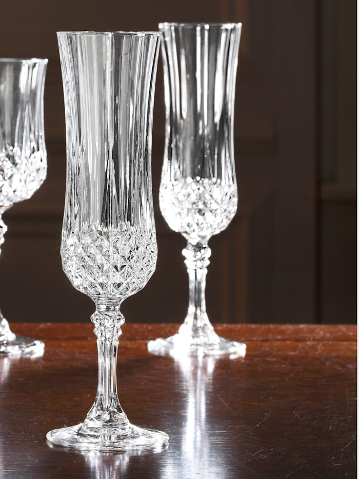 Creatable Ensemble de verres, incolore