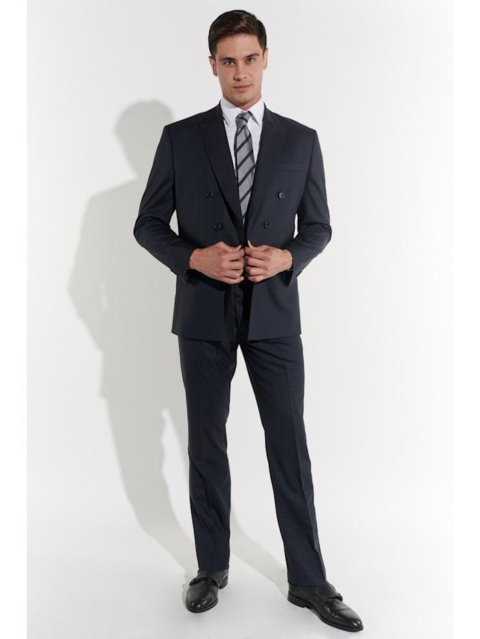 Herren Anzug aus Wolle