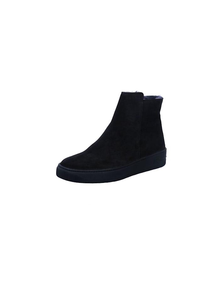 Paul Green Damen Stiefelette in schwarz, schwarz