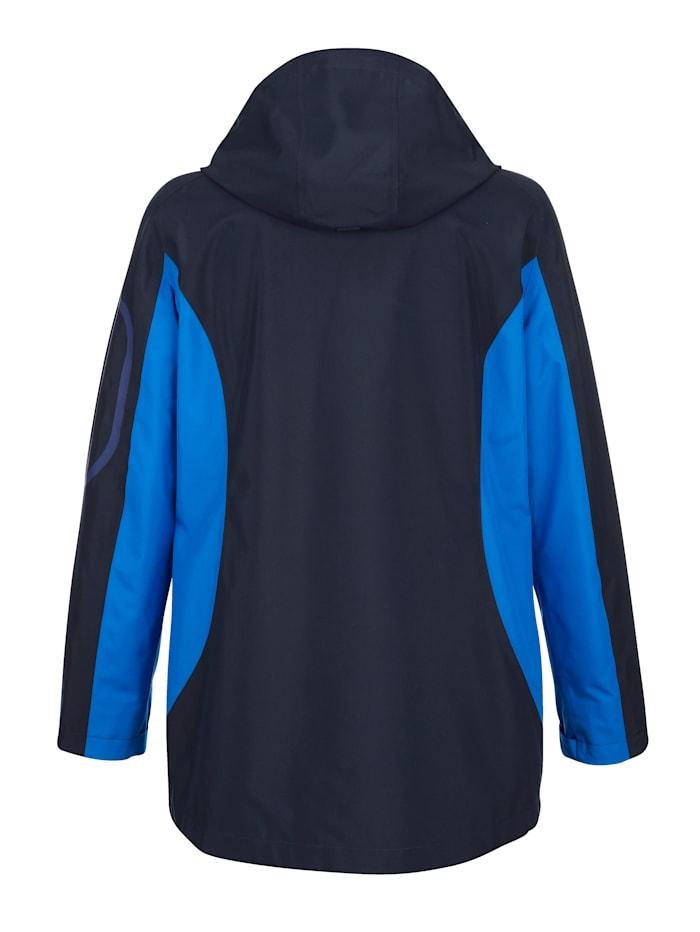 2-in-1-outdoorjas met uitneembaar fleece vest