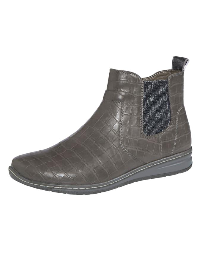 Julietta Chealsea Boot, Grau