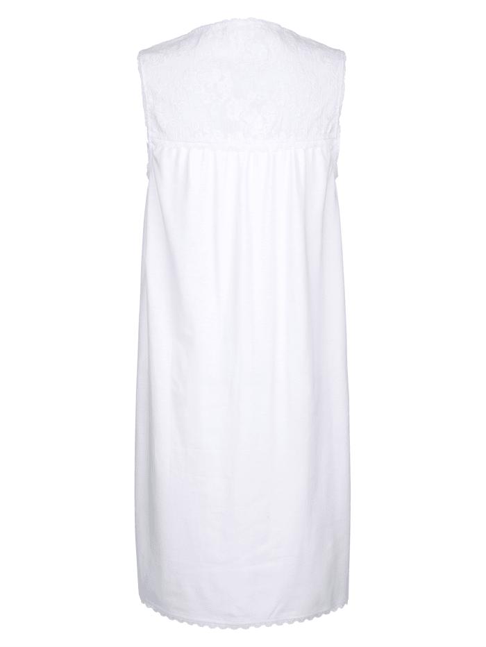 Nachthemd met aantrekkelijk kant