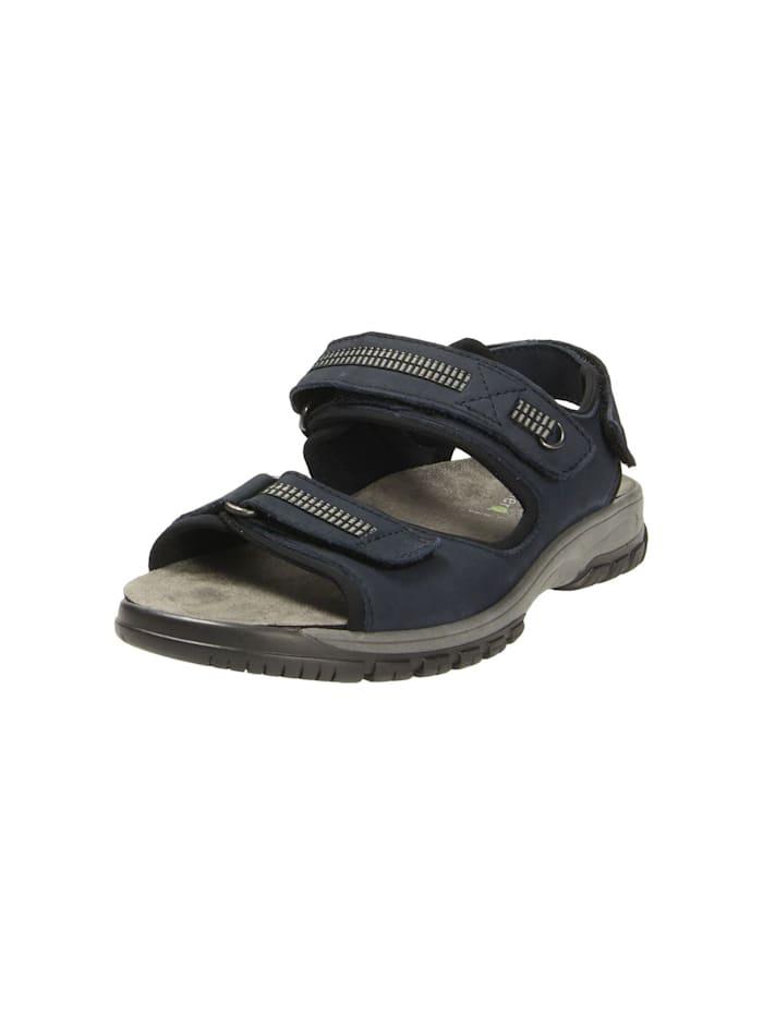 Waldläufer Sandalen, blau