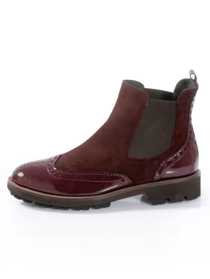 Chelsea boot in trendylook