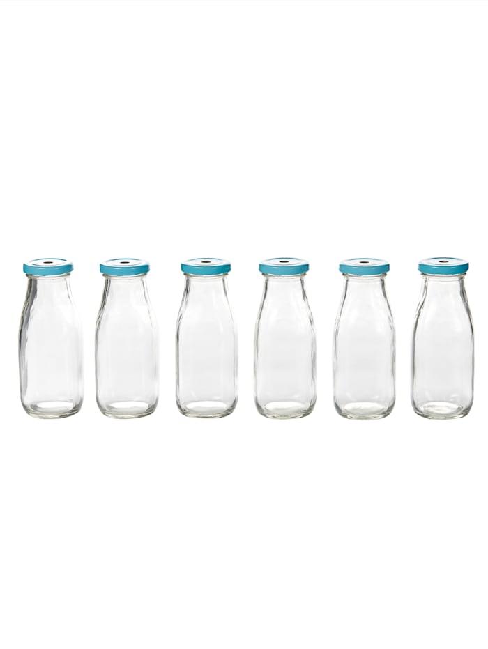 Flaschen-Set, 6-tlg.