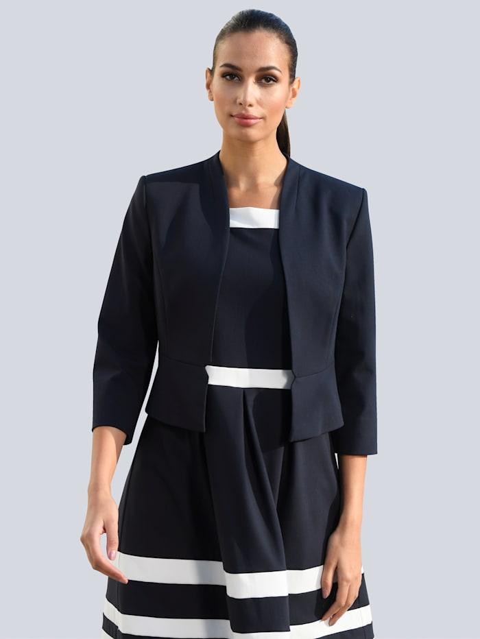 Alba Moda Blazer in trendy model, Marine