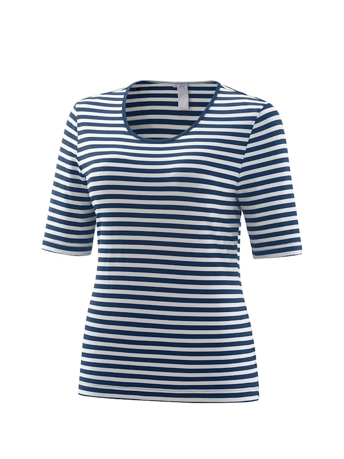 JOY sportswear T-Shirt ALLISON, night stripes