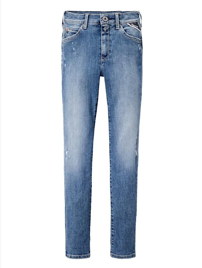 REPLAY Kids Jeans, Jeansblau