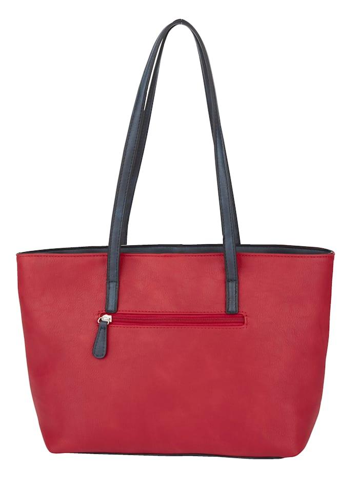Handbag in classic colours