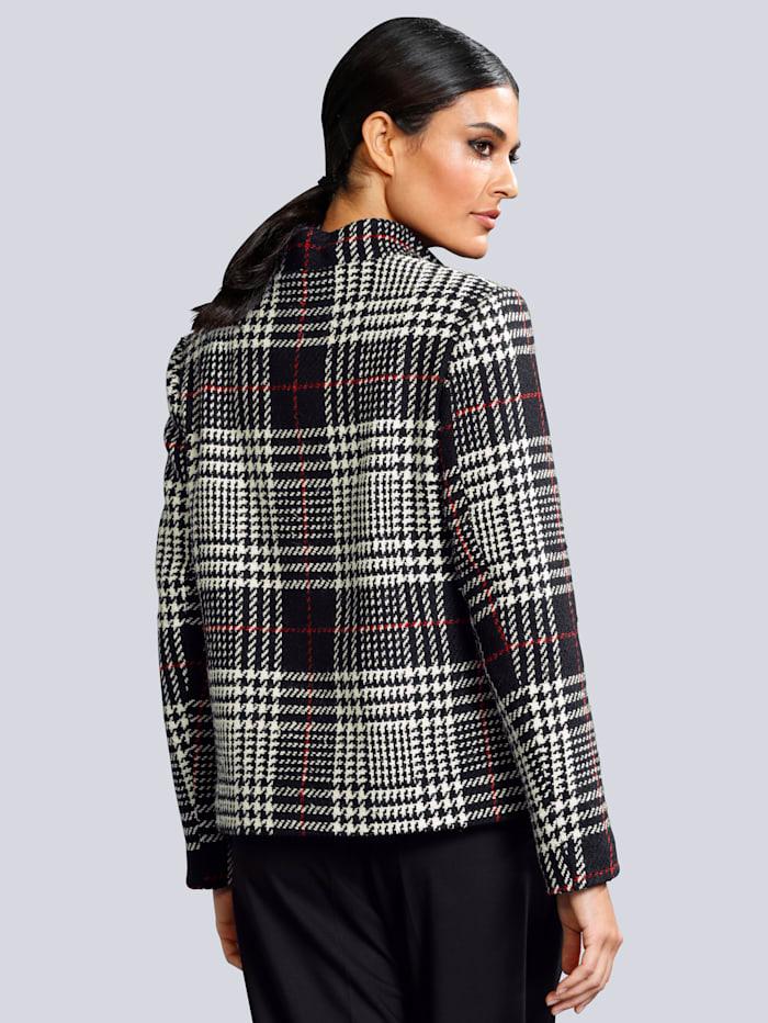 Ruutukuosinen takki