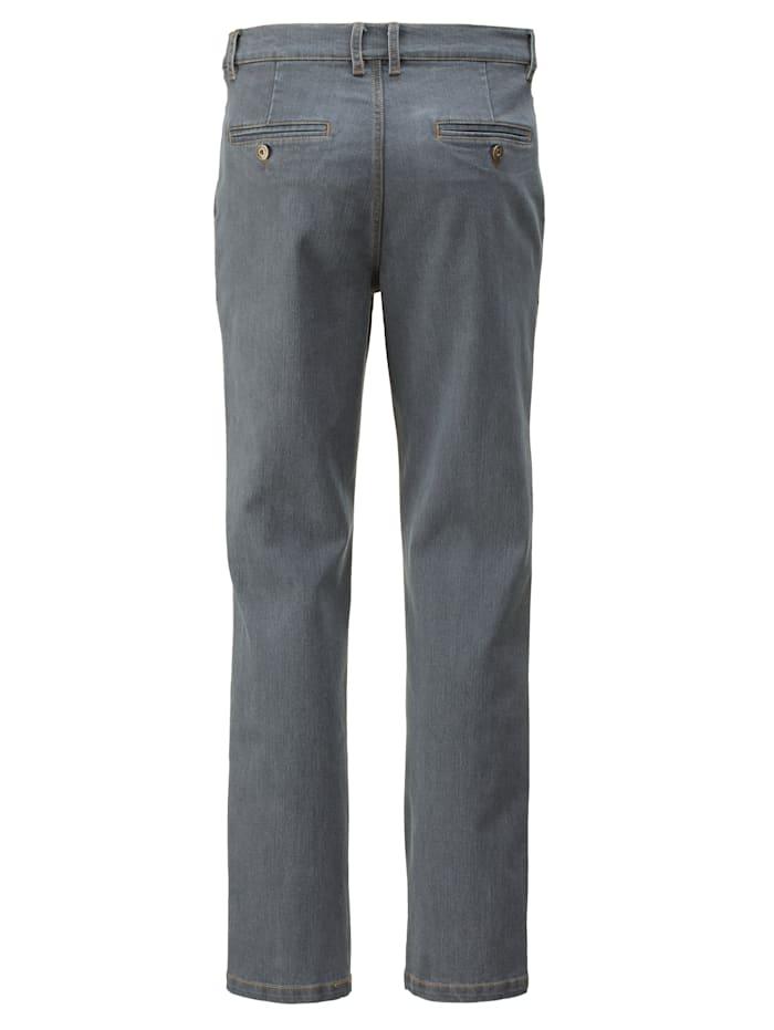 Jeans in flatfrontmodel