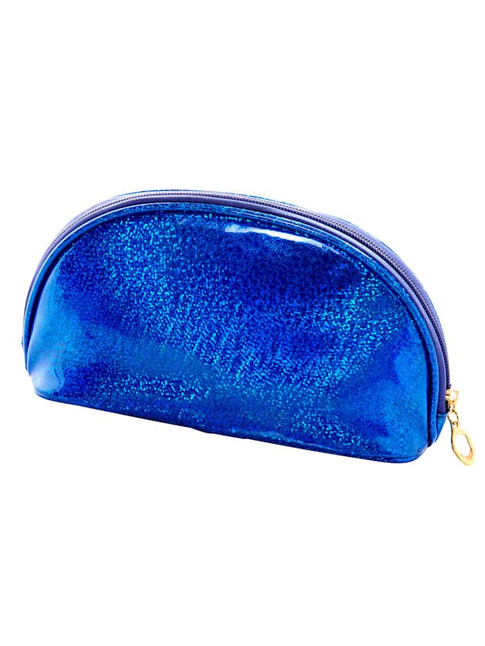 KLiNGEL Kosmetiktasche, Blau