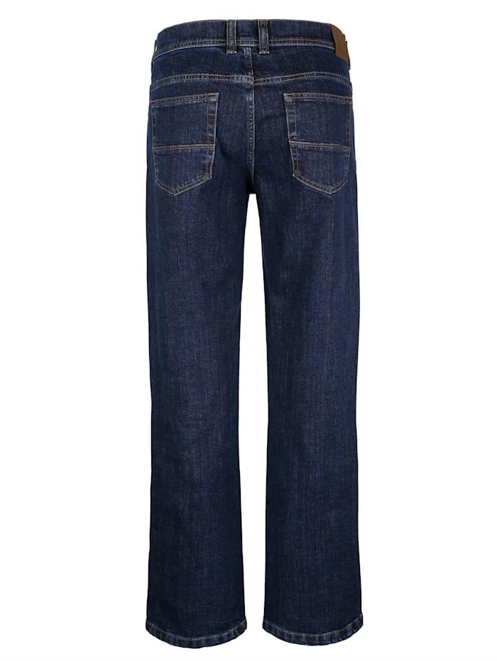 Jeans med skön stretch