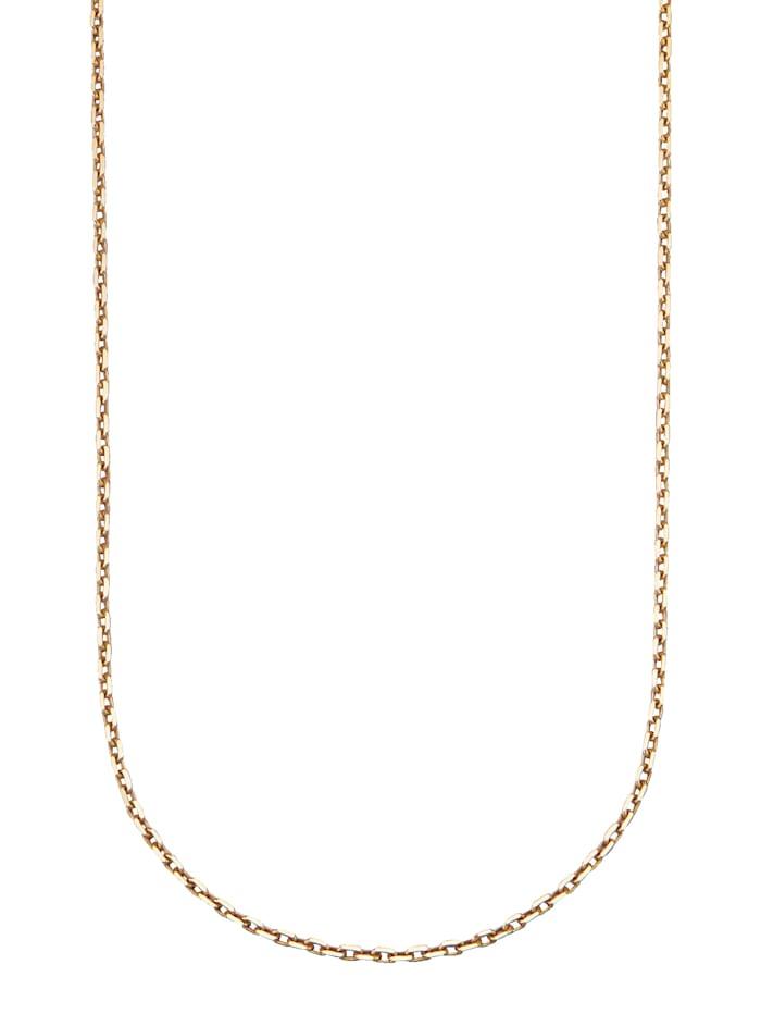 Diemer Gold Ankerketting van 14 kt. goud, Geelgoudkleur