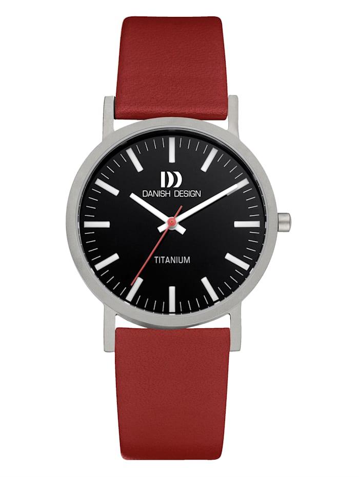 Danish Design Herrenuhr, Rot