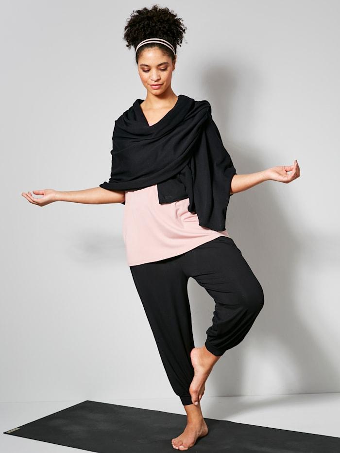 Jersey broek in 7/8-lengte