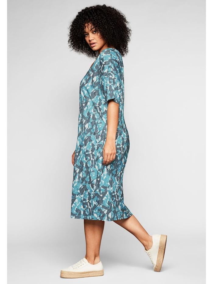 Sheego Kleid in Oversize-Form