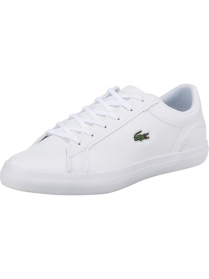 LACOSTE Lerond Bl 21 1 Cfa Sneakers Low, weiß
