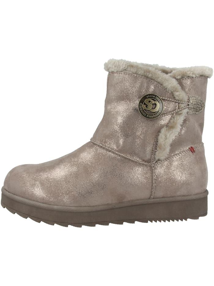 s.Oliver Boots 5-26402-25, braun