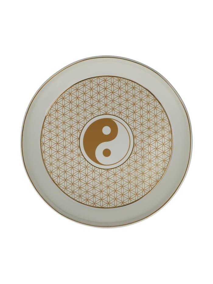 Schale Lotus - Yin Yang