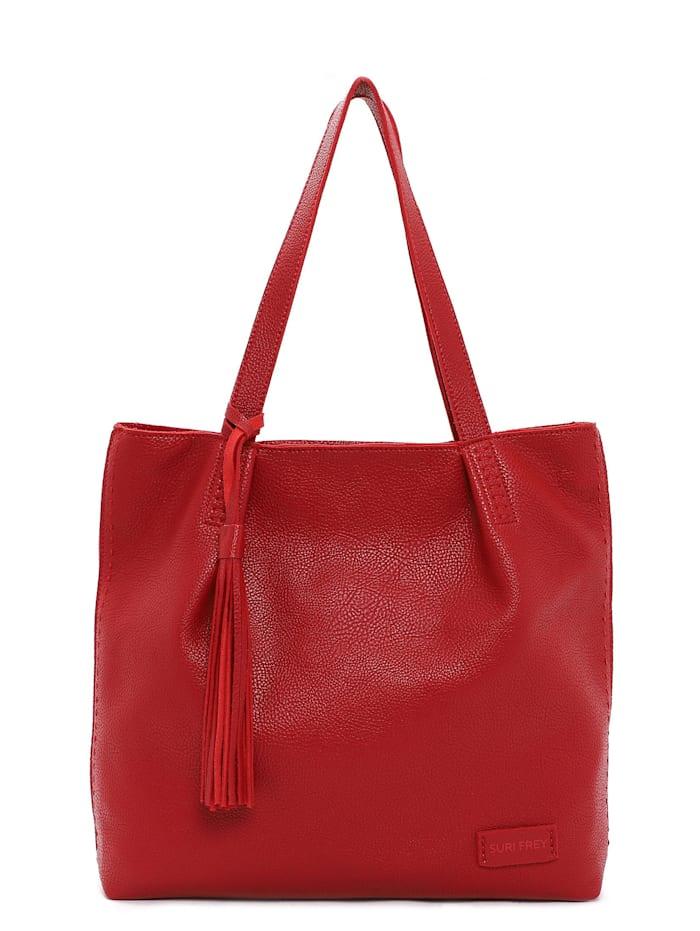 SURI FREY Shopper Stacy, red 600