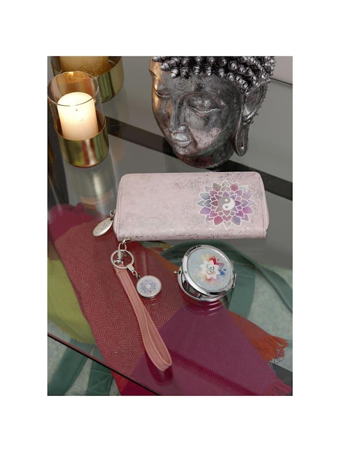 Goebel Portmonnaie Lotusblüte Rosé
