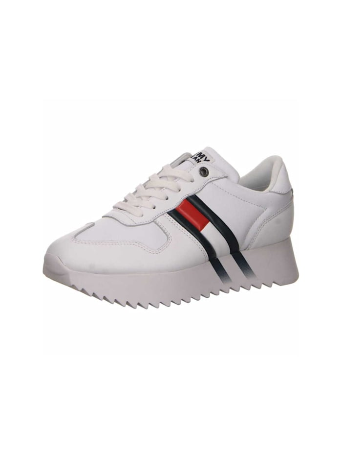 TOMMY HILFIGER Sneakers, weiß