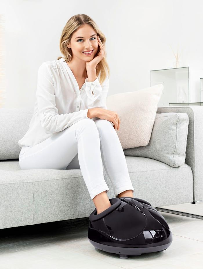Fußmassagegerät FM90 mit zuschaltbarer Wärmefunktion
