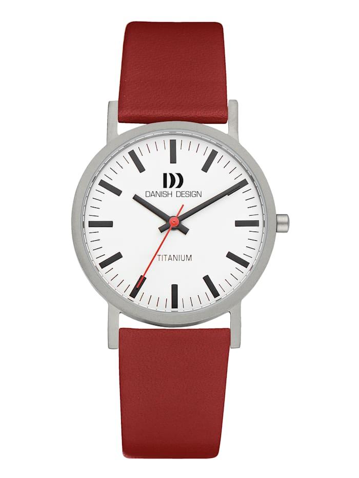 Danish Design Herrenuhr 3316322, Rot
