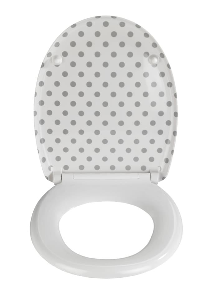 Premium WC-Sitz Punto, Duroplast, Absenkautomatik