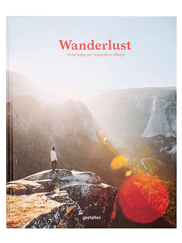 gestalten Verlag Bildband 'Wanderlust', Mehrfarbig